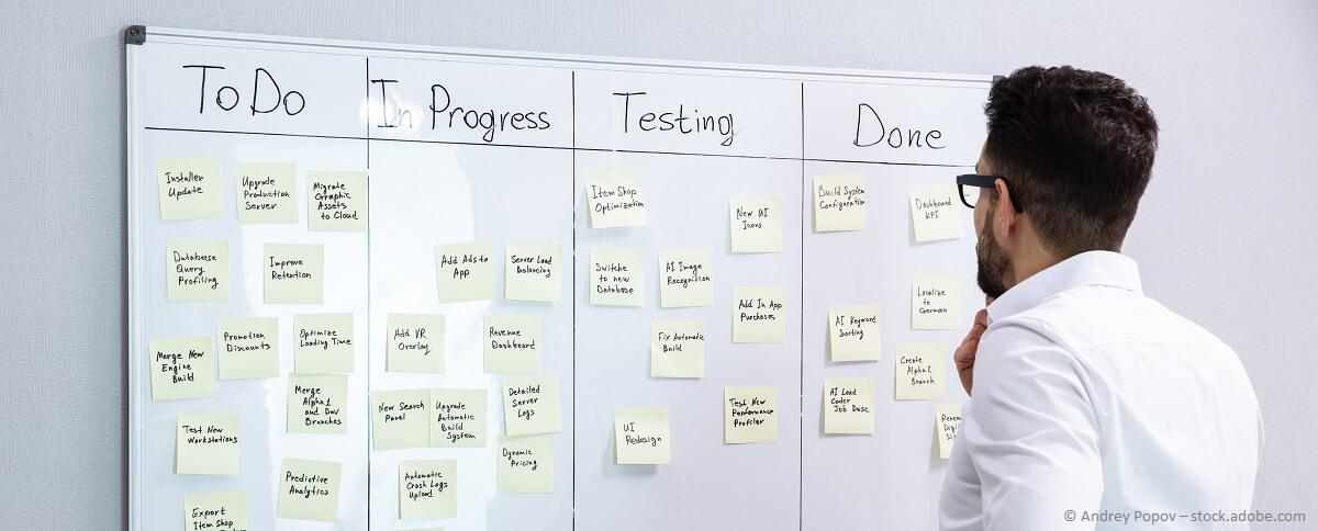 Agile Arbeitswelt: Begriffe, Bedeutung, Hintergrund