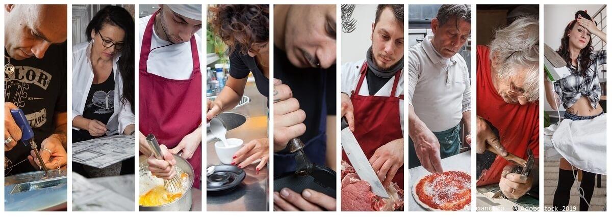 Berufsbilder der Schweiz: Entwicklung