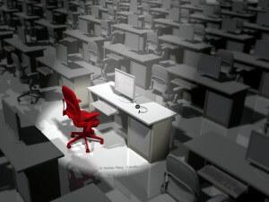 Büroeinrichtung morgen: Das Büro der Zukunft und sein Einfluss auf die Mitarbeiter