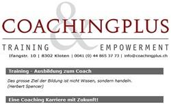 Coaching Ausbildung: Diplomkurs und eidg. Ausbildung zum betrieblichen Mentor