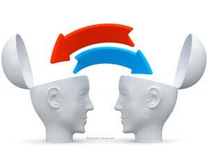Aus Glaubenssätze können Konflikte werden. Mit Selbstmanagement verhindern.