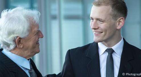 Mitarbeiter über 50? Chancen und Risiken