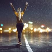 Selbstcoaching: Im Regen tanzen können