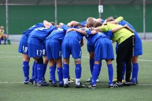 Erfolg ist, wenn die Gruppe dank einem gezielten Coaching zum Team wird