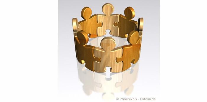 Teamentwicklung = Als Team optimal zusammenarbeiten