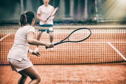 Tennis, der Ursprung von Coaching