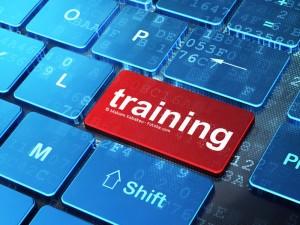 Mit Trainings - dran bleiben, Vorsprung halten