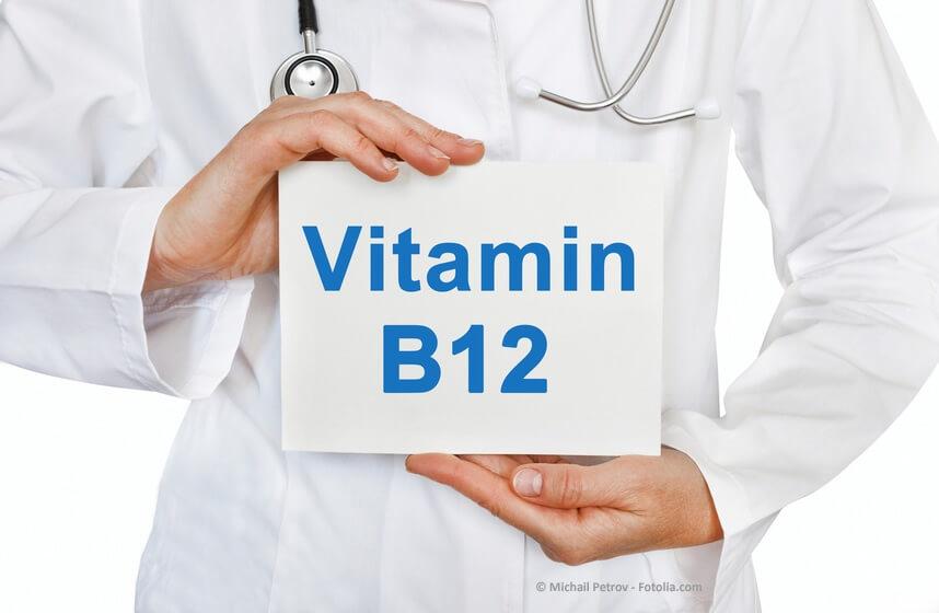 Bei Stress, Ermüdung etc. empfohlen: Vitamin B-Komplex